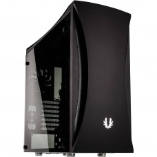 BitFenix Aurora Midi Tower Case Black Tempered Glass Window BFC-ARA-300-KKWSK-RP