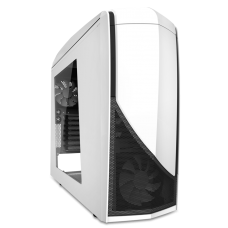 NZXT CA-PH240-W1 PHANTOM 240 White Mid Tower Computer Case