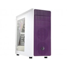 BitFenix Neos Window Side Panel White/Purple Color
