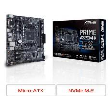 Asus PRIME A320M-K AMD RYZEN MAX 32G UATX