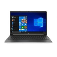 HP 15.6 Laptop - Silver (Intel Core i5-10th Gen with 256GB SSD