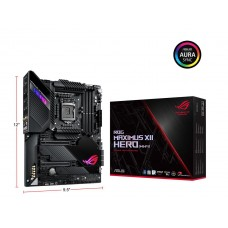 Asus ROG MAXIMUS XII HERO WI-FI w/ DDR4-2933, 7.1 Audio
