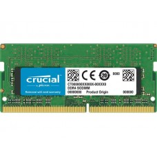 Crucial DDR4-2666 8GB SODIMM C18G4SF08766 Laptop Ram