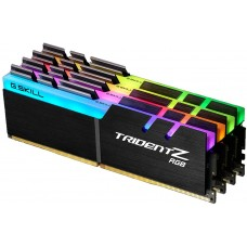 GSKILL Trident Z RGB Series 32GB DDR4 3600 CL19 Quad (4x 8GB)