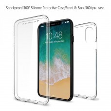 iPhone XR Double Sided Transparent Case