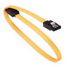 SATA 2.0 Cable with a Shrapnel Clip