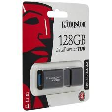 Kingston 128GB USB 3.0 DataTraveler 100 G3 (DT100G3/128GBCR)