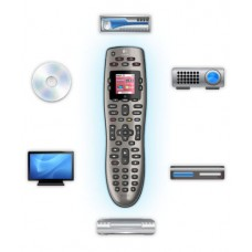 Logitech Harmony 650 Infrared All in One Remote Control, Universal Programmable