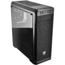 Cougar MX330 PC Computer Gaming Case - Mid Tower -Transparent