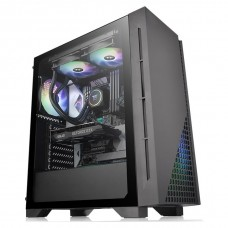 Thermaltake Case CA-1R8-00M1WN-00 Versa H330 Tempered Glass