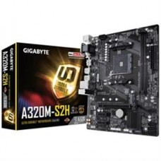 Gigabyte Motherboard GA-A320M-S2H AMD Ryzen A320