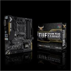 ASUS Motherboard TUF B450M-PLUS GAMING AMD AM4