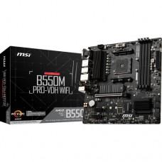 MSI B550M PRO-VDH WIFI Micro-ATX Motherboard