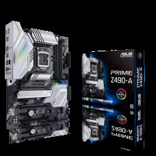 Asus Prime Z490-A Intel Z490 LGA 1200 ATX motherboard