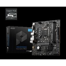 MSI H510M PRO w/ DDR4 3200