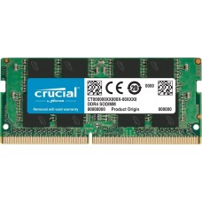 Crucial 16GB DDR4 3200 MT/s (PC4-25600) SODIMM 260-Pin