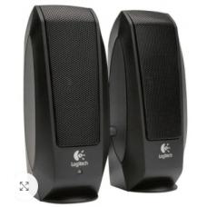 Logitech S120 Powered 2-Channel Multimedia Stereo Speakers