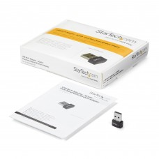 Startech USB Wi-Fi Adapter - AC600 - Dual-Band Nano Wireless