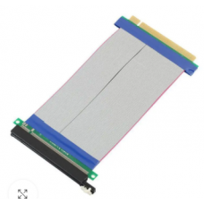 PCI-Express PCI-E 16X to 16X Riser Card Ribbon