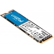 Crucial Solid State CT1000P2SSD8 P2 1TB 3D NVMe PCI E Gen3x4 M.2