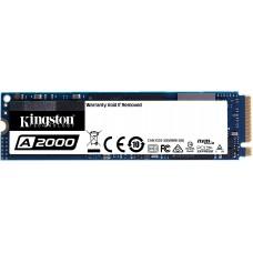 Kingston 1000GB A2000 M.2 2280 NVMe PCIe Gen 3.0 x4