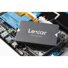 """Lexar NS100 2.5"""" SATA III (6GB/S) 128GB Solid-State Drive SSD"""
